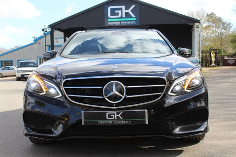 Mercedes-Benz E Class E350 BLUETEC AMG NIGHT ED PREMIUM PLUS -EURO 6 -DISTRONIC -LANE ASSIST 18