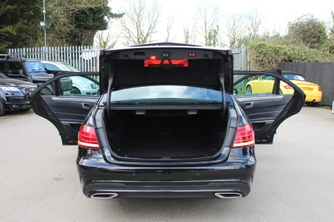 Mercedes-Benz E Class E350 BLUETEC AMG NIGHT ED PREMIUM PLUS -EURO 6 -DISTRONIC -LANE ASSIST 19