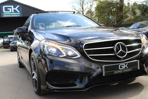 Mercedes-Benz E Class E350 BLUETEC AMG NIGHT ED PREMIUM PLUS -EURO 6 -DISTRONIC -LANE ASSIST 23