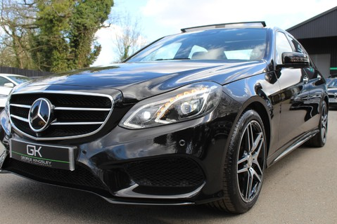 Mercedes-Benz E Class E350 BLUETEC AMG NIGHT ED PREMIUM PLUS -EURO 6 -DISTRONIC -LANE ASSIST 24