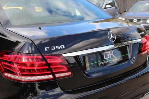 Mercedes-Benz E Class E350 BLUETEC AMG NIGHT ED PREMIUM PLUS -EURO 6 -DISTRONIC -LANE ASSIST 25