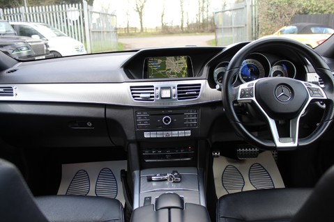 Mercedes-Benz E Class E350 BLUETEC AMG NIGHT ED PREMIUM PLUS -EURO 6 -DISTRONIC -LANE ASSIST 33