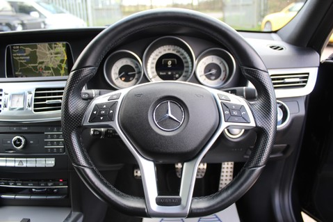 Mercedes-Benz E Class E350 BLUETEC AMG NIGHT ED PREMIUM PLUS -EURO 6 -DISTRONIC -LANE ASSIST 46