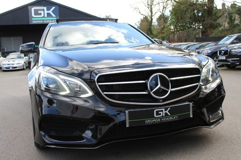 Mercedes-Benz E Class E350 BLUETEC AMG NIGHT ED PREMIUM PLUS -EURO 6 -DISTRONIC -LANE ASSIST 76