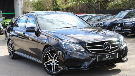 Mercedes-Benz E Class E350 BLUETEC AMG NIGHT ED PREMIUM PLUS -EURO 6 -DISTRONIC -LANE ASSIST Video