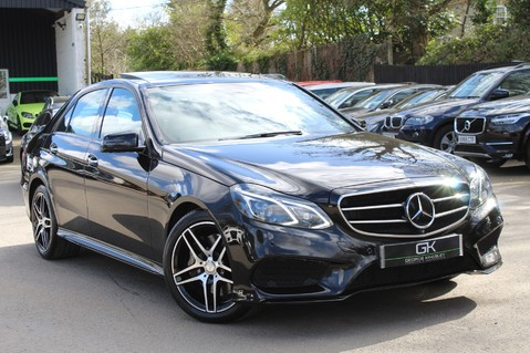 Mercedes-Benz E Class E350 BLUETEC AMG NIGHT ED PREMIUM PLUS -EURO 6 -DISTRONIC -LANE ASSIST 1