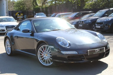 Porsche 911 997 CARRERA 4 S -SPORTS CHRONO+/BOSE/SPORTS EXHAUST/NAV/PARKASSIST/H-SEATS