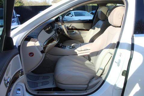Mercedes-Benz S Class S350 BLUETEC AMG LINE - EURO 6 / ULEZ - PANORAMIC SUNROOF - DIAMOND WHITE 3