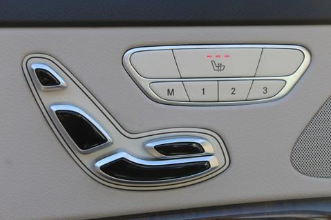 Mercedes-Benz S Class S350 BLUETEC AMG LINE - EURO 6 / ULEZ - PANORAMIC SUNROOF - DIAMOND WHITE 25