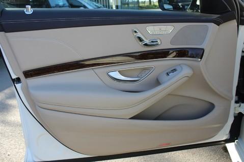 Mercedes-Benz S Class S350 BLUETEC AMG LINE - EURO 6 / ULEZ - PANORAMIC SUNROOF - DIAMOND WHITE 26