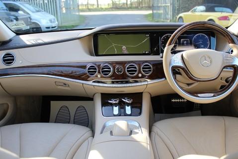 Mercedes-Benz S Class S350 BLUETEC AMG LINE - EURO 6 / ULEZ - PANORAMIC SUNROOF - DIAMOND WHITE 11