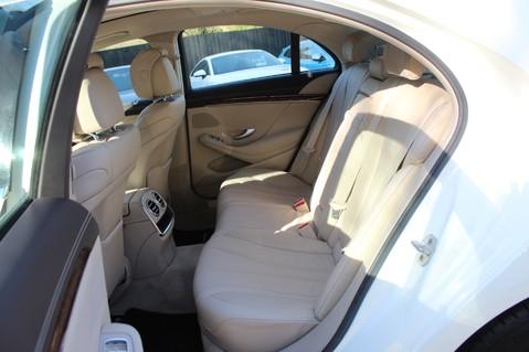 Mercedes-Benz S Class S350 BLUETEC AMG LINE - EURO 6 / ULEZ - PANORAMIC SUNROOF - DIAMOND WHITE 27