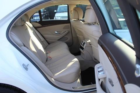 Mercedes-Benz S Class S350 BLUETEC AMG LINE - EURO 6 / ULEZ - PANORAMIC SUNROOF - DIAMOND WHITE 29