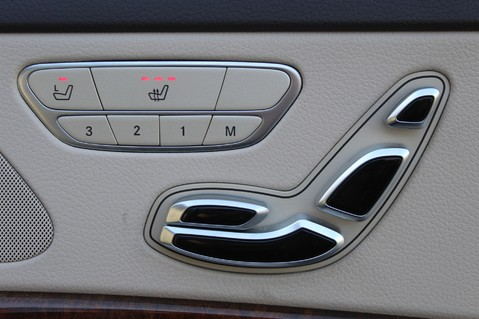 Mercedes-Benz S Class S350 BLUETEC AMG LINE - EURO 6 / ULEZ - PANORAMIC SUNROOF - DIAMOND WHITE 37