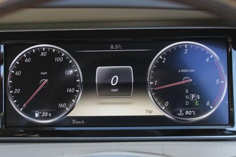 Mercedes-Benz S Class S350 BLUETEC AMG LINE - EURO 6 / ULEZ - PANORAMIC SUNROOF - DIAMOND WHITE 39