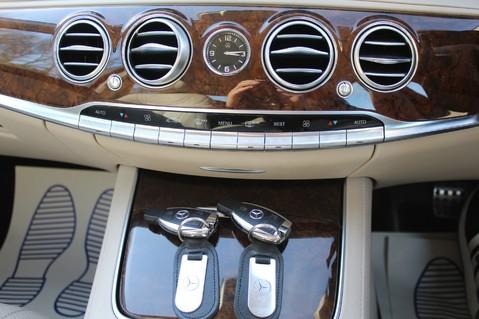 Mercedes-Benz S Class S350 BLUETEC AMG LINE - EURO 6 / ULEZ - PANORAMIC SUNROOF - DIAMOND WHITE 44