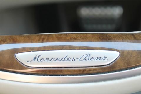 Mercedes-Benz S Class S350 BLUETEC AMG LINE - EURO 6 / ULEZ - PANORAMIC SUNROOF - DIAMOND WHITE 47