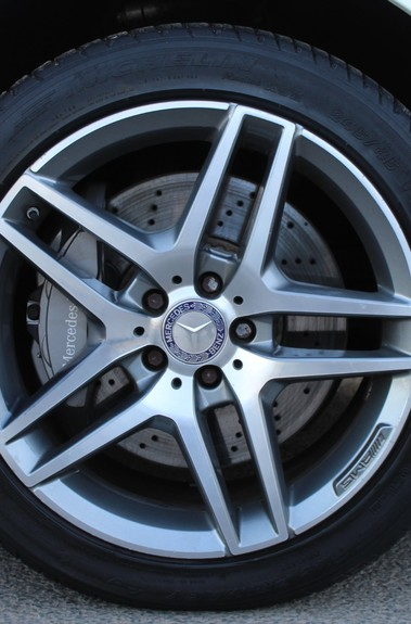 Mercedes-Benz S Class S350 BLUETEC AMG LINE - EURO 6 / ULEZ - PANORAMIC SUNROOF - DIAMOND WHITE