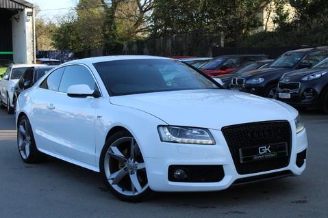 Audi A5 TDI QUATTRO S LINE SPECIAL EDITION S-TRONIC - SAT NAV-DAB RADIO-B+O- FSH 1