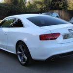 Audi A5 Service History