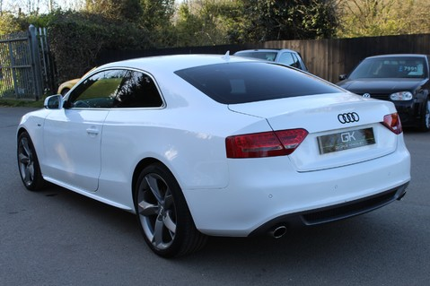 Audi A5 TDI QUATTRO S LINE SPECIAL EDITION S-TRONIC - SAT NAV-DAB RADIO-B+O- FSH 2
