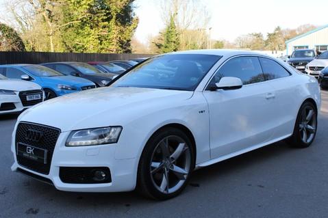 Audi A5 TDI QUATTRO S LINE SPECIAL EDITION S-TRONIC - SAT NAV-DAB RADIO-B+O- FSH 8