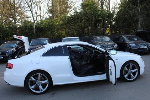 Audi A5 TDI QUATTRO S LINE SPECIAL EDITION S-TRONIC - SAT NAV-DAB RADIO-B+O- FSH 14