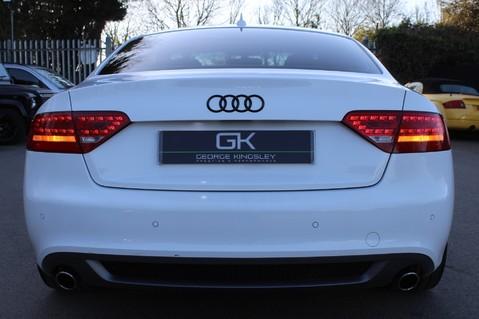 Audi A5 TDI QUATTRO S LINE SPECIAL EDITION S-TRONIC - SAT NAV-DAB RADIO-B+O- FSH 18