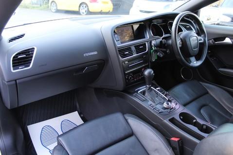 Audi A5 TDI QUATTRO S LINE SPECIAL EDITION S-TRONIC - SAT NAV-DAB RADIO-B+O- FSH 11