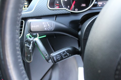 Audi A5 TDI QUATTRO S LINE SPECIAL EDITION S-TRONIC - SAT NAV-DAB RADIO-B+O- FSH 33