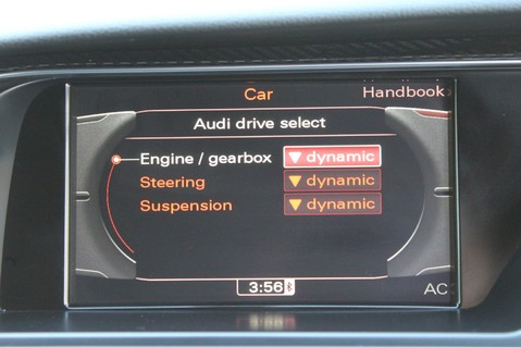 Audi A5 TDI QUATTRO S LINE SPECIAL EDITION S-TRONIC - SAT NAV-DAB RADIO-B+O- FSH 40