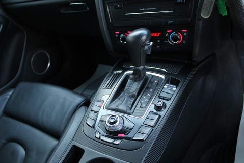 Audi A5 TDI QUATTRO S LINE SPECIAL EDITION S-TRONIC - SAT NAV-DAB RADIO-B+O- FSH 44
