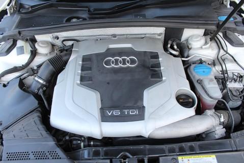 Audi A5 TDI QUATTRO S LINE SPECIAL EDITION S-TRONIC - SAT NAV-DAB RADIO-B+O- FSH 49