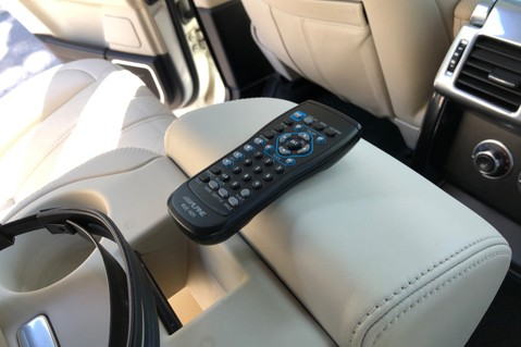 Land Rover Range Rover V8 SUPERCHARGED AUTOBIOGRAPHY OVERFINCH BODYKIT - REAR ENTERTAINMENT - TV 18