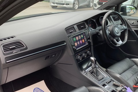 Volkswagen Golf GTD DSG 3DR -LEATHER- SATNAV- 19 INCH SANTIAGOS- APPLE CARPLAY- KEYLESS 20