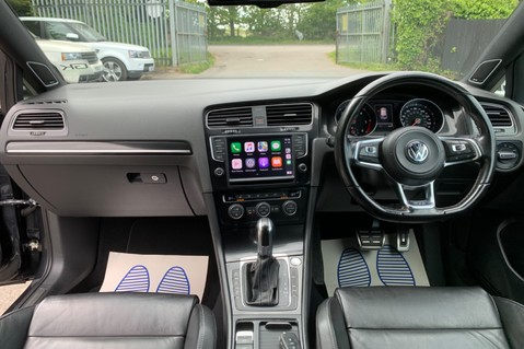 Volkswagen Golf GTD DSG 3DR -LEATHER- SATNAV- 19 INCH SANTIAGOS- APPLE CARPLAY- KEYLESS 23