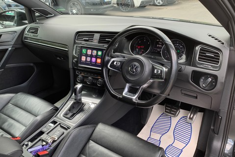 Volkswagen Golf GTD DSG 3DR -LEATHER- SATNAV- 19 INCH SANTIAGOS- APPLE CARPLAY- KEYLESS 28