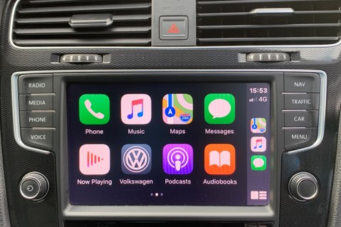 Volkswagen Golf GTD DSG 3DR -LEATHER- SATNAV- 19 INCH SANTIAGOS- APPLE CARPLAY- KEYLESS 32