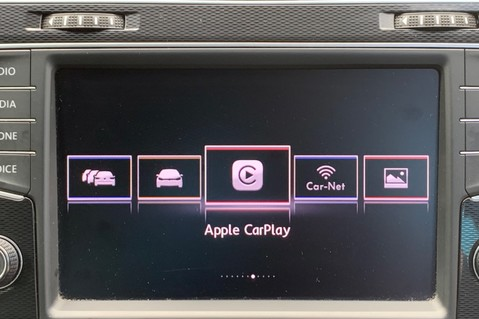 Volkswagen Golf GTD DSG 3DR -LEATHER- SATNAV- 19 INCH SANTIAGOS- APPLE CARPLAY- KEYLESS 38