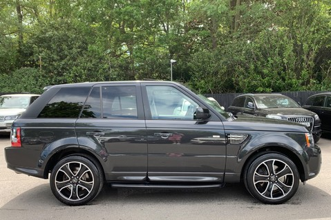 Land Rover Range Rover Sport SDV6 HSE BLACK EDITION -2ND FACELIFT -DIGITAL TV - SUNROOF -ELECTRIC BOOT 2