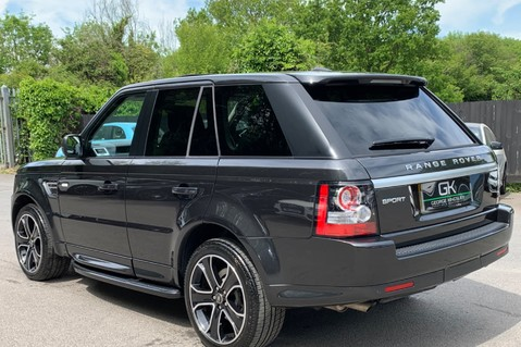 Land Rover Range Rover Sport SDV6 HSE BLACK EDITION -2ND FACELIFT -DIGITAL TV - SUNROOF -ELECTRIC BOOT 4