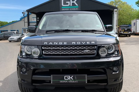 Land Rover Range Rover Sport SDV6 HSE BLACK EDITION -2ND FACELIFT -DIGITAL TV - SUNROOF -ELECTRIC BOOT 9