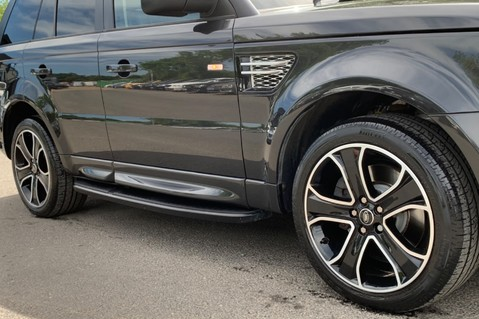 Land Rover Range Rover Sport SDV6 HSE BLACK EDITION -2ND FACELIFT -DIGITAL TV - SUNROOF -ELECTRIC BOOT 17