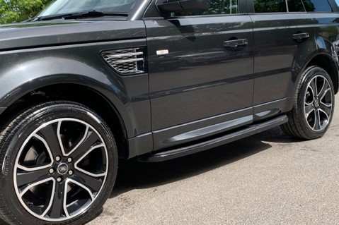 Land Rover Range Rover Sport SDV6 HSE BLACK EDITION -2ND FACELIFT -DIGITAL TV - SUNROOF -ELECTRIC BOOT 18