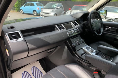 Land Rover Range Rover Sport SDV6 HSE BLACK EDITION -2ND FACELIFT -DIGITAL TV - SUNROOF -ELECTRIC BOOT 24