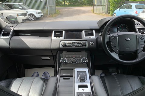 Land Rover Range Rover Sport SDV6 HSE BLACK EDITION -2ND FACELIFT -DIGITAL TV - SUNROOF -ELECTRIC BOOT 29