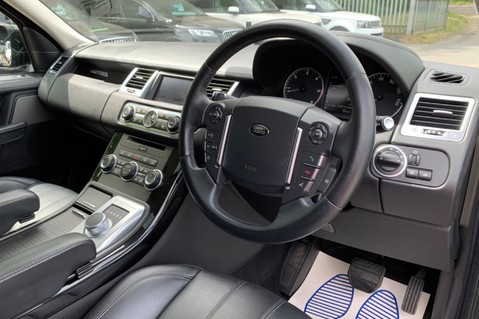 Land Rover Range Rover Sport SDV6 HSE BLACK EDITION -2ND FACELIFT -DIGITAL TV - SUNROOF -ELECTRIC BOOT 36