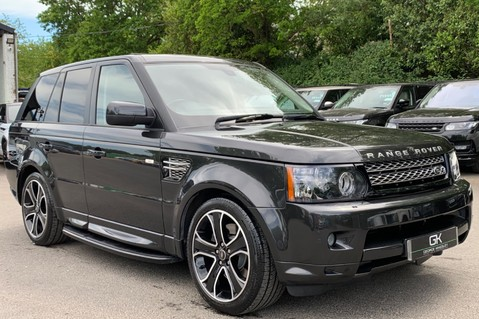 Land Rover Range Rover Sport SDV6 HSE BLACK EDITION -2ND FACELIFT -DIGITAL TV - SUNROOF -ELECTRIC BOOT 77