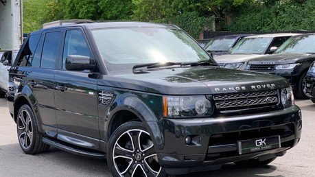 Land Rover Range Rover Sport SDV6 HSE BLACK EDITION -2ND FACELIFT -DIGITAL TV - SUNROOF -ELECTRIC BOOT Video