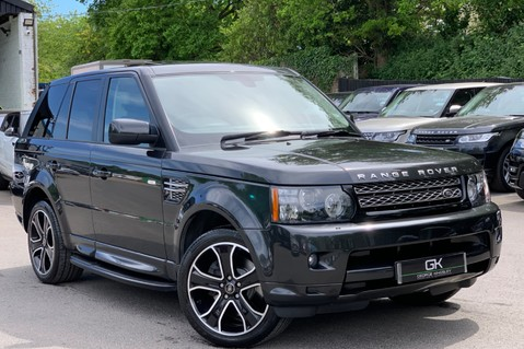 Land Rover Range Rover Sport SDV6 HSE BLACK EDITION -2ND FACELIFT -DIGITAL TV - SUNROOF -ELECTRIC BOOT 1